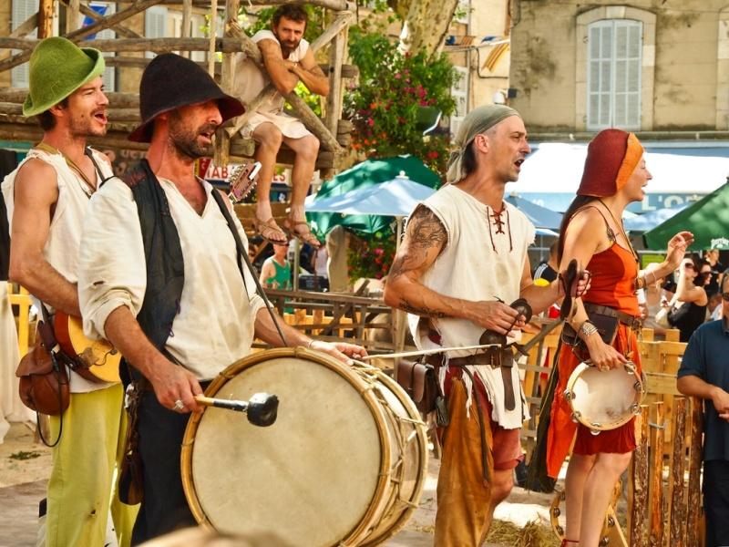 Festival médiéval de Brignoles #1 Sans_t13