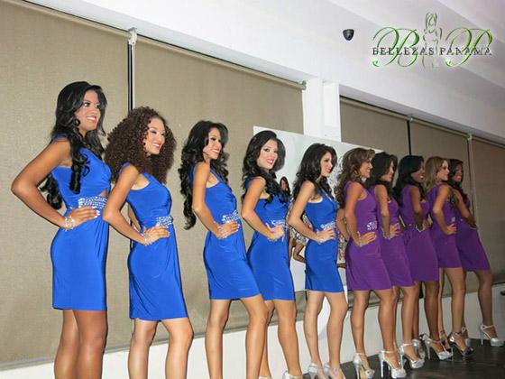 Bellezas Panamá 2013 (Results) 0510