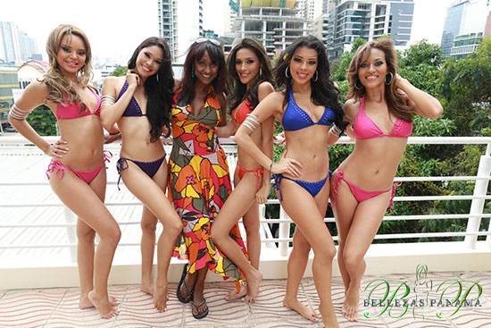 Bellezas Panamá 2013 (Results) - Page 2 0611