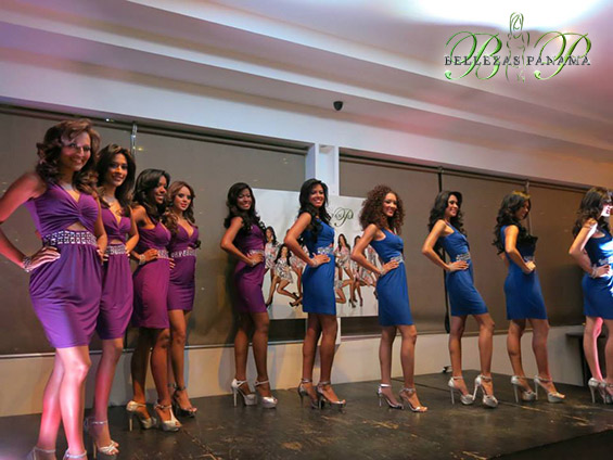 Bellezas Panamá 2013 (Results) 0810