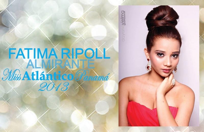 Miss Atlántico Panamá 2013 (Results) 10408110