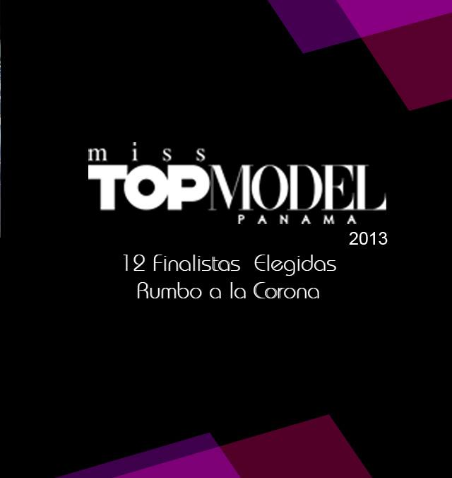 Miss Top Model Panamá 2013 (RESULTS) 122