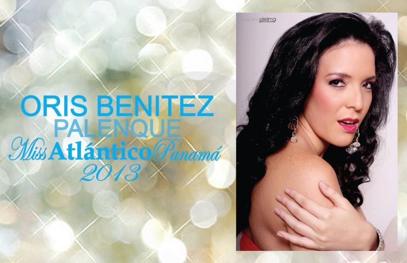 Miss Atlántico Panamá 2013 (Results) 46755510
