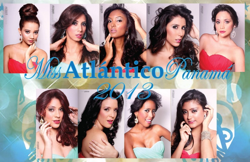 Miss Atlántico Panamá 2013 (Results) 47485210