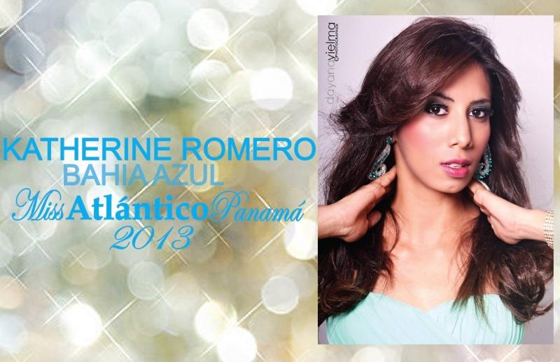 Miss Atlántico Panamá 2013 (Results) 96600910