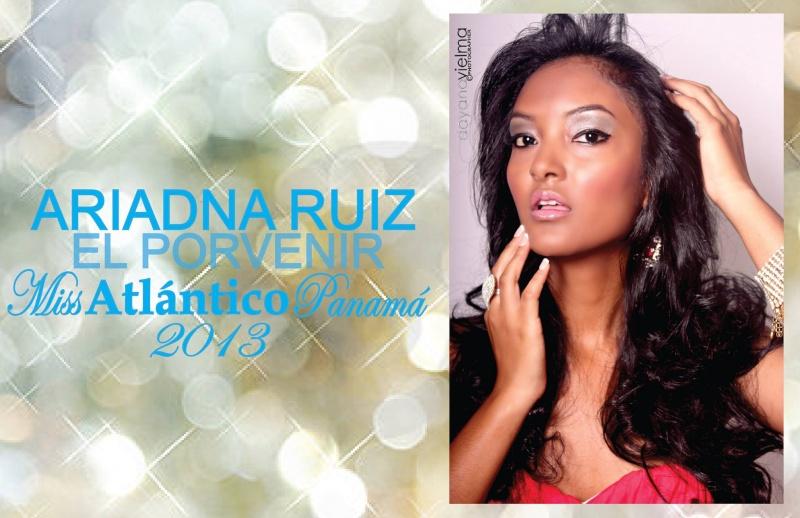 Miss Atlántico Panamá 2013 (Results) 96722410