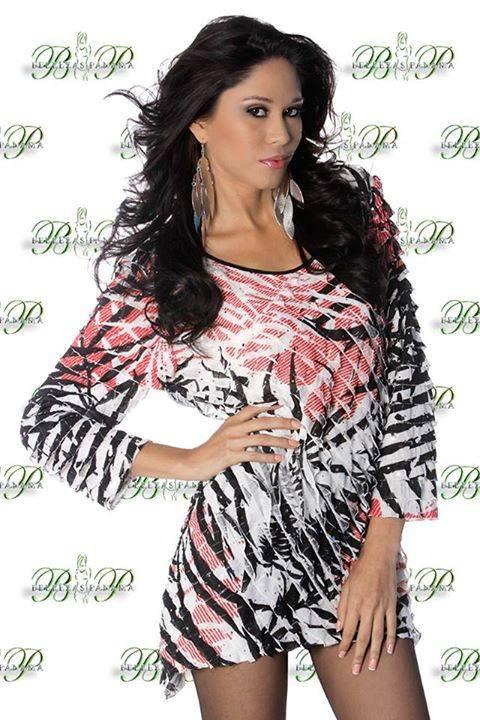 Bellezas Panamá 2013 (Results) Kather10