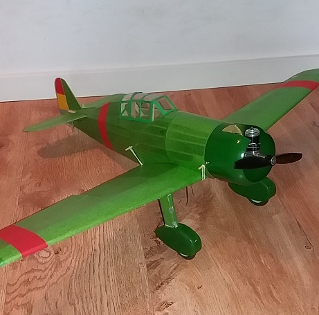 New Baby Bee project - Fokker D.XXI - Page 2 20190911