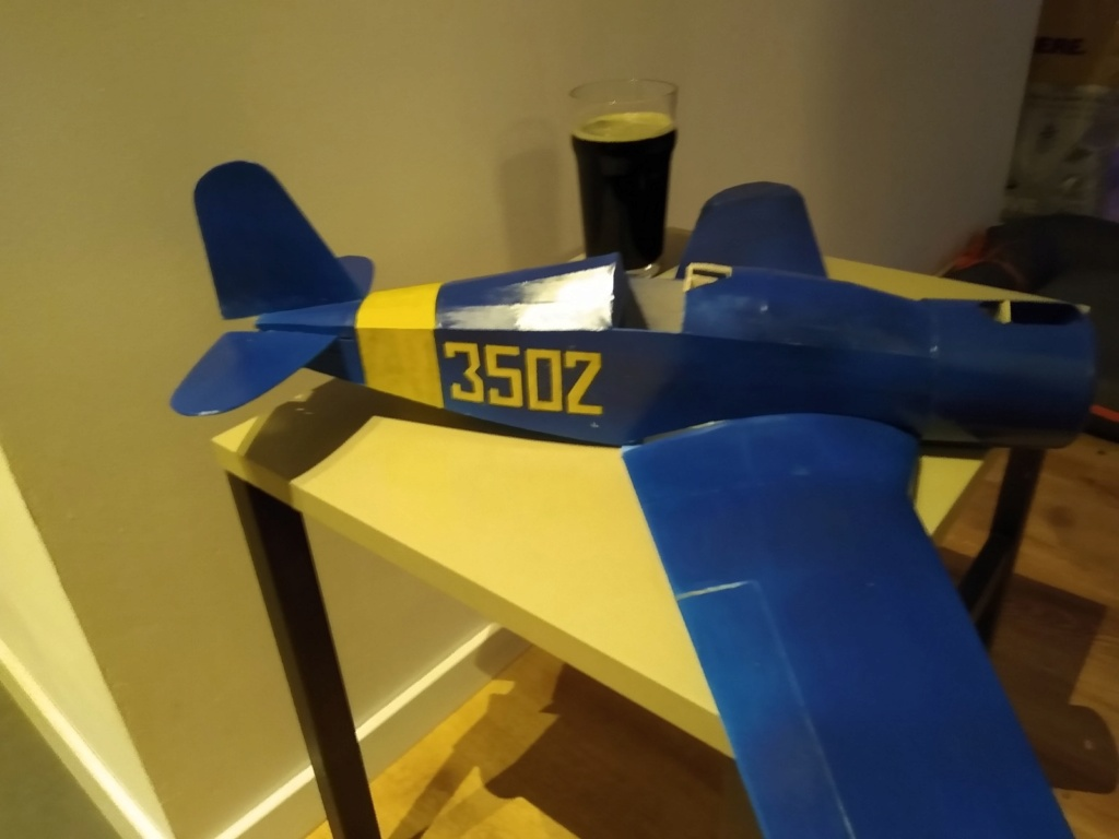 My weekend so far: FIAT G.50 - Page 2 Img_2038
