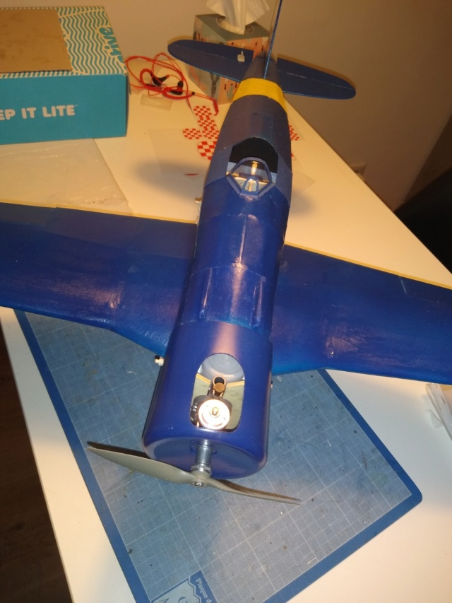 My weekend so far: FIAT G.50 - Page 2 Img_2043