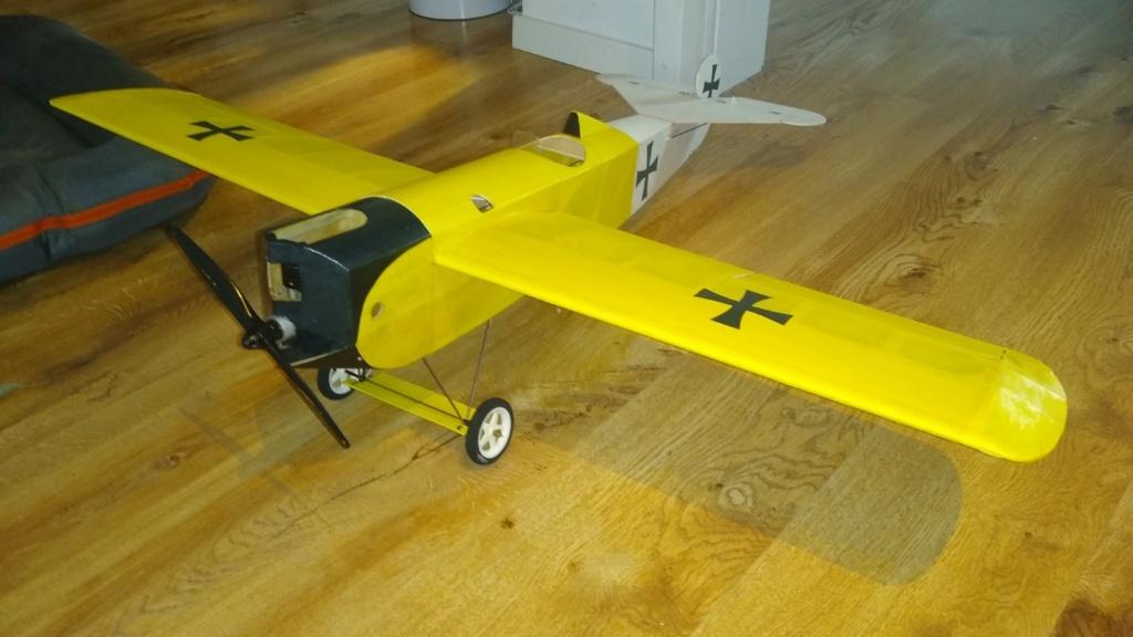 Fokker V.23 + MARZ 2.5D Img_2069