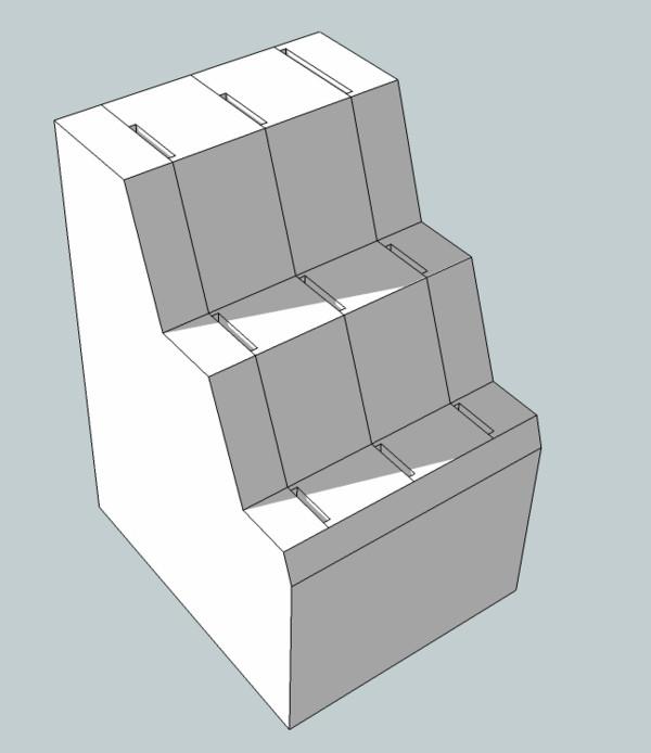 bloc porte-couteaux Bloc_c10