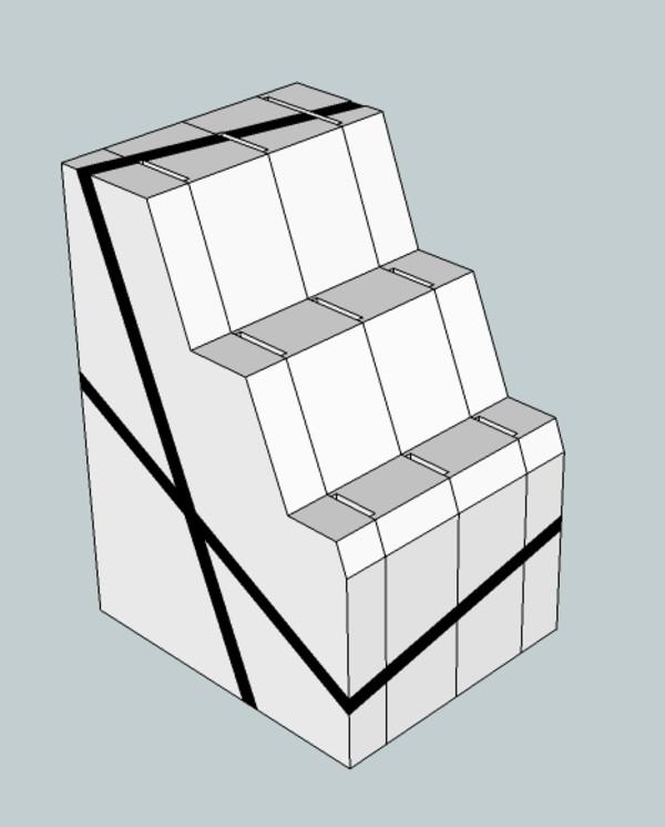 bloc porte-couteaux Bloc_c11