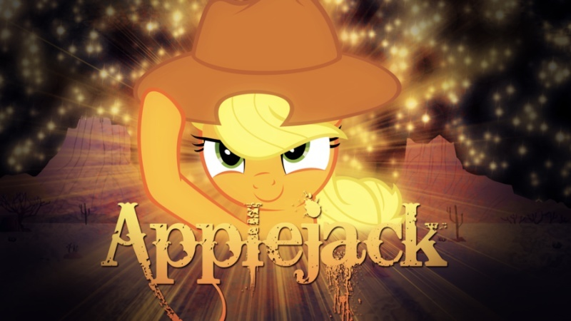 My Little Pony: Friendship Is Magic Applej10