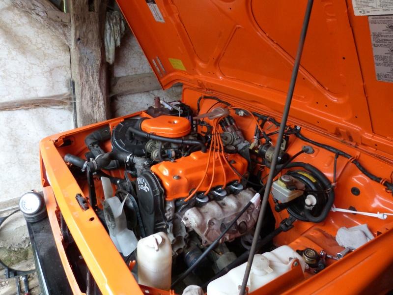 Préparation de mon sam orange pour le TT - Page 3 P1020218