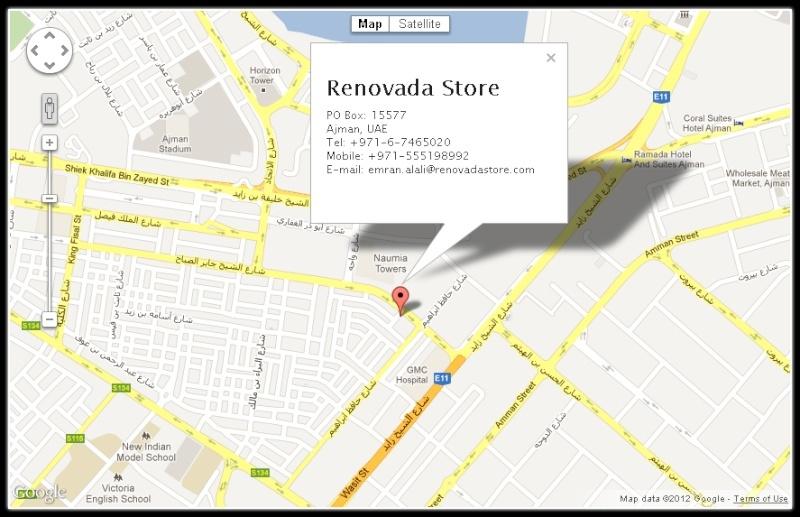 Renovada Store - Ajman Renoma10
