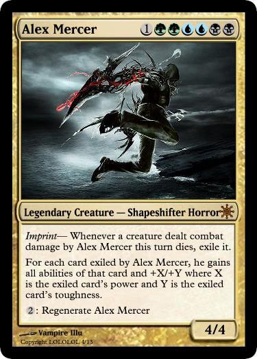 Magic: the Gathering Alex_m10