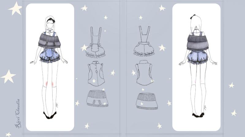 Dessin de vêtement Diapor10