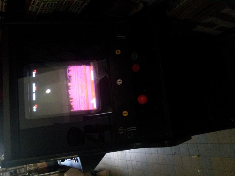 """achat bornes d'arcade sur """" le mauvais coin """" 2012-113"""