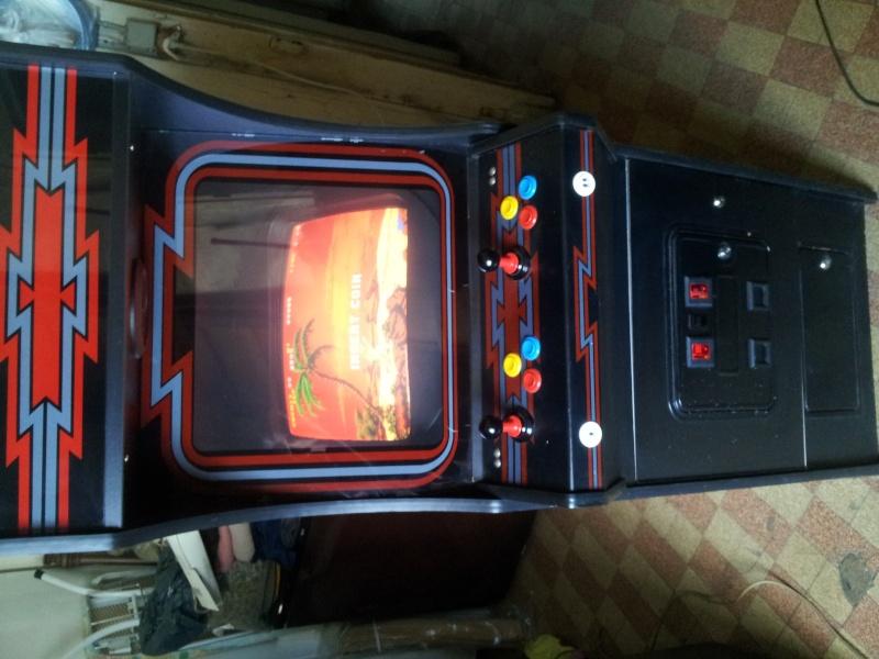 """achat bornes d'arcade sur """" le mauvais coin """" 2012-114"""