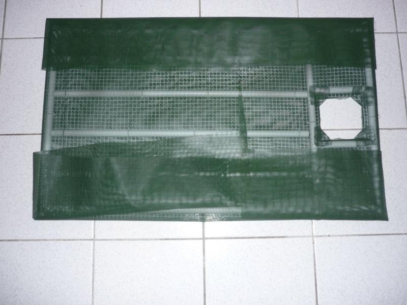 mon projet 300L + decante  P1090813