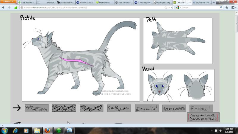 Your Cat (You.. xD) Jayfea11