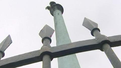 Le BABA Merzoug canon de bronze historique de douze tonnes et sept mètre de long 2012_011