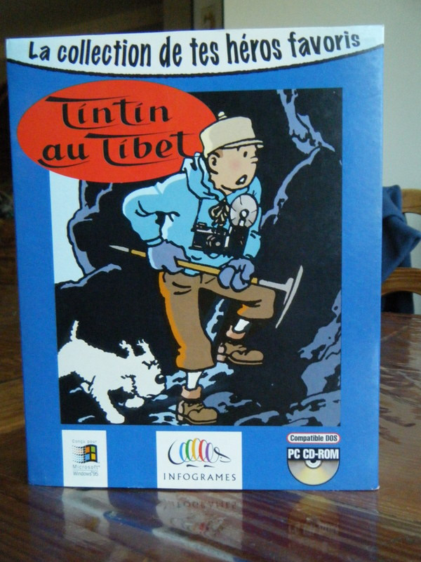 acquisition et collection RG et tintin de Jean Claude - Page 4 Dscf4310