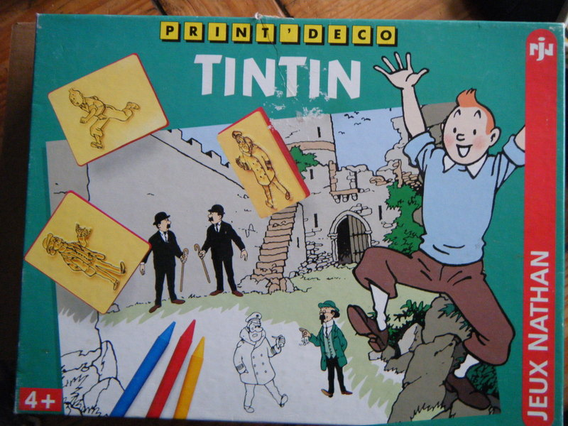 acquisition et collection RG et tintin de Jean Claude - Page 4 Dscf4317