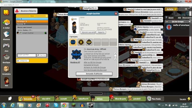 Rapport de Hugo32600 Allian10