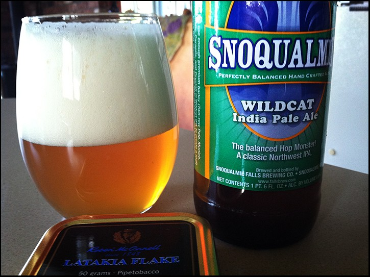 Pipe and Beer pairing Snoqua10