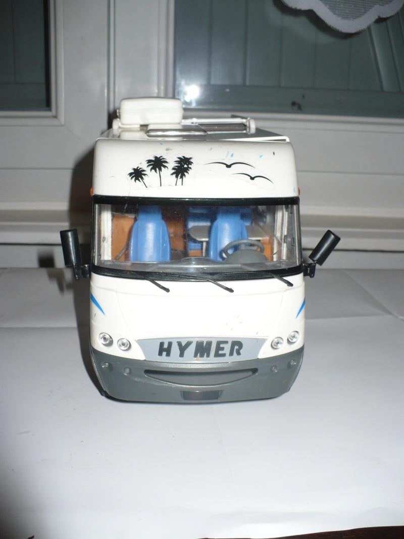 camping car hymer 01113