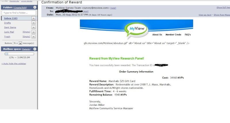 MyView Surveys Review Myview10