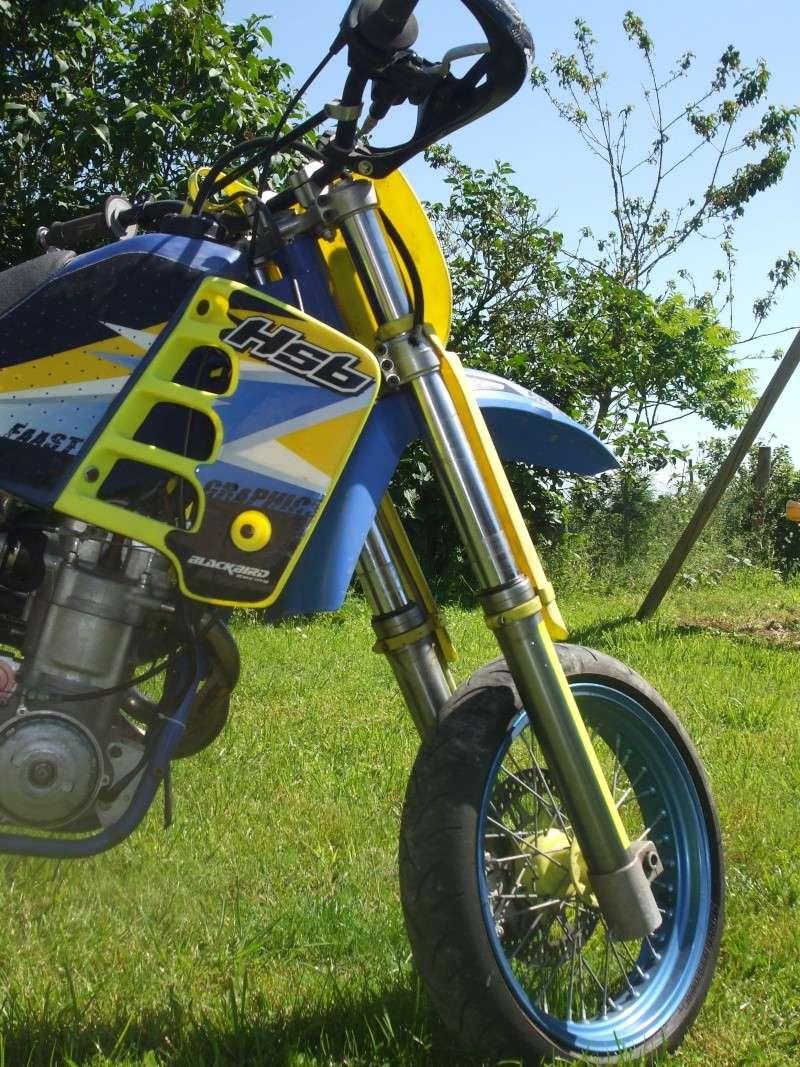 Husaberg 501 fc supermotard / cross Dscf7618