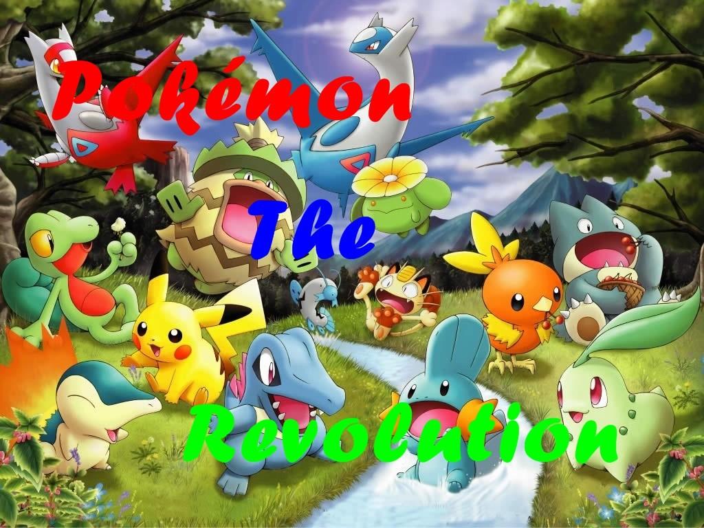 Pokemon The Revolution