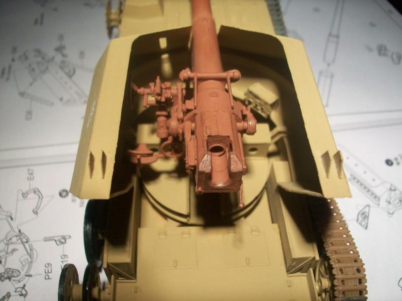 TRUMPETER 1/35 KRUPP/ARDELT WAFFENTRÄGER 88mm PaK 43 100_9916