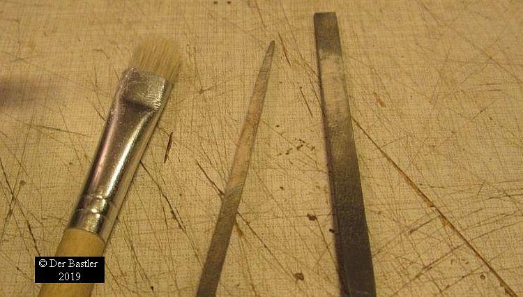 Belegnägel, Relingstützen, Jungfern und Blöcke selber bauen. Belegn12