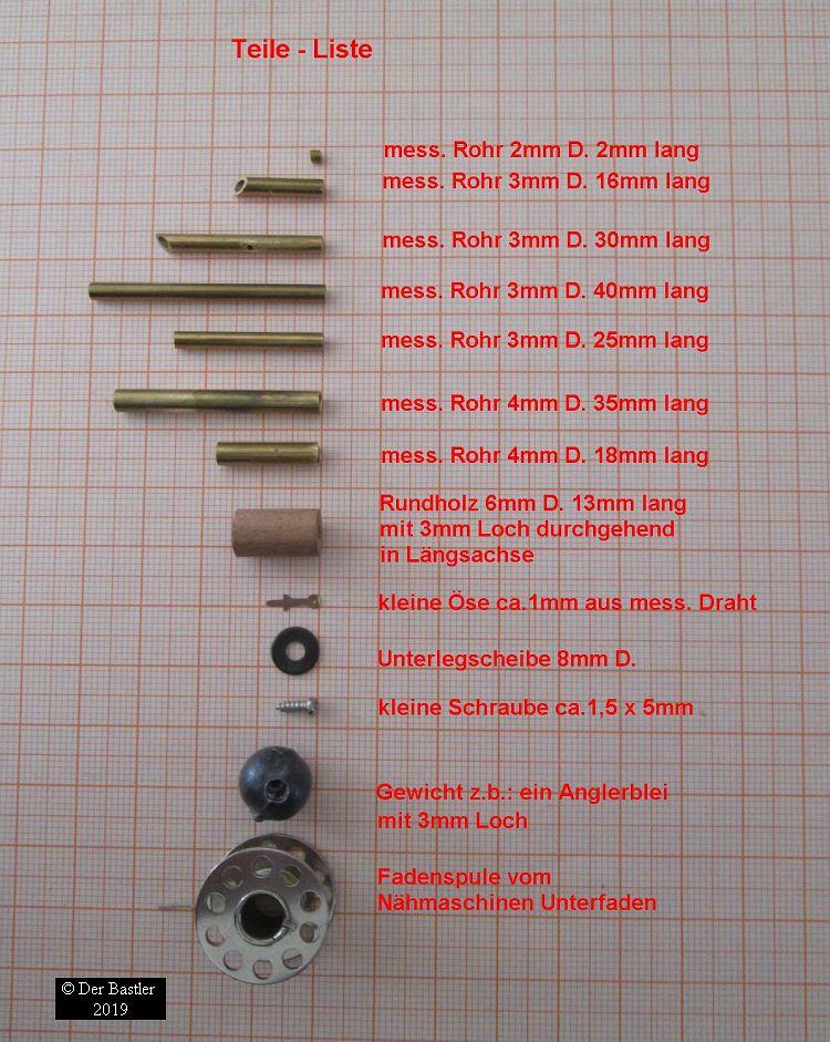 einfache Bekleidungs Maschine für Schiffstaue. Teilel10