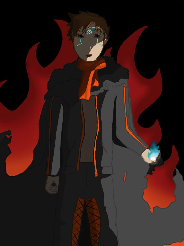 Mes dessins ~ Pyroma10