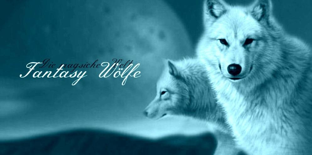 Fantasy Wölfe