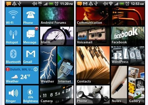[SOFT] LAUNCHER 7 : Un launcher dans le style Metro de Windows Phone [Non disponible] - Page 2 Captur10