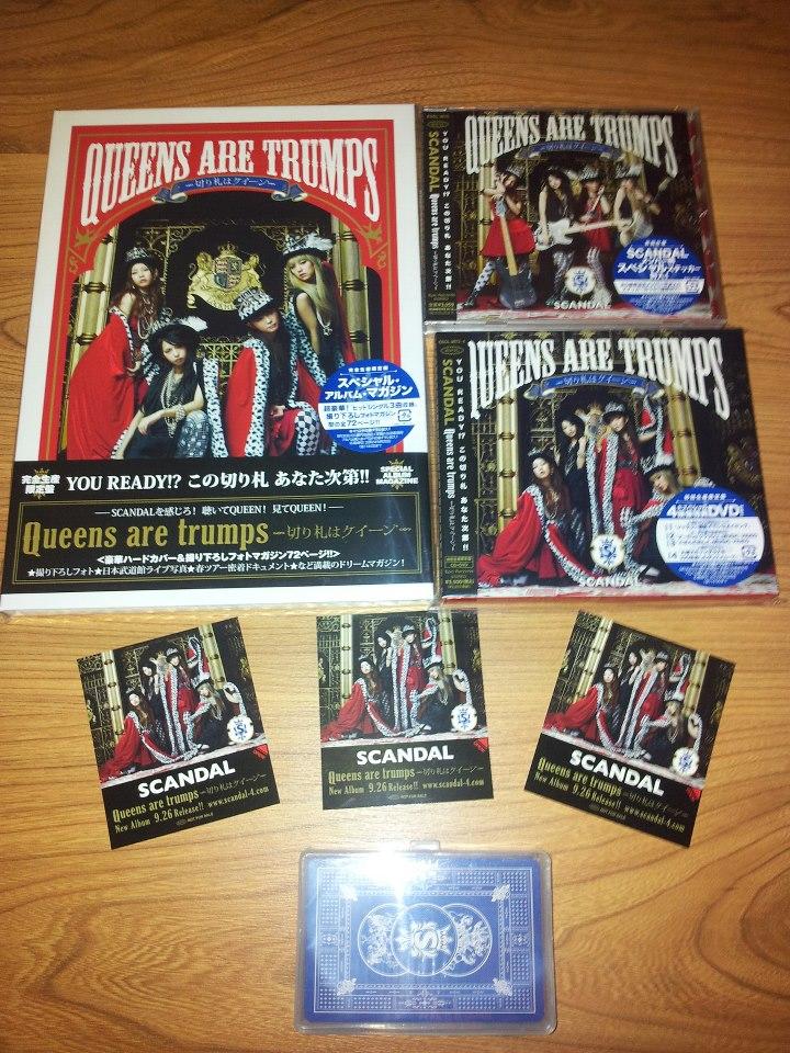 4th Album - 『Queens are trumps -Kirifuda wa Queen-』 - Page 19 28349210