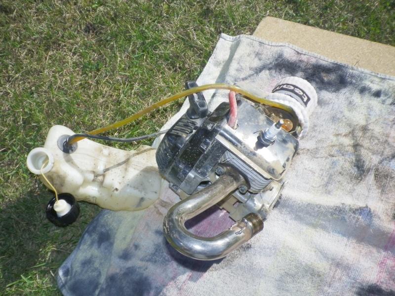 Démontage et remontage Monster et moteur par un novice Imgp4713