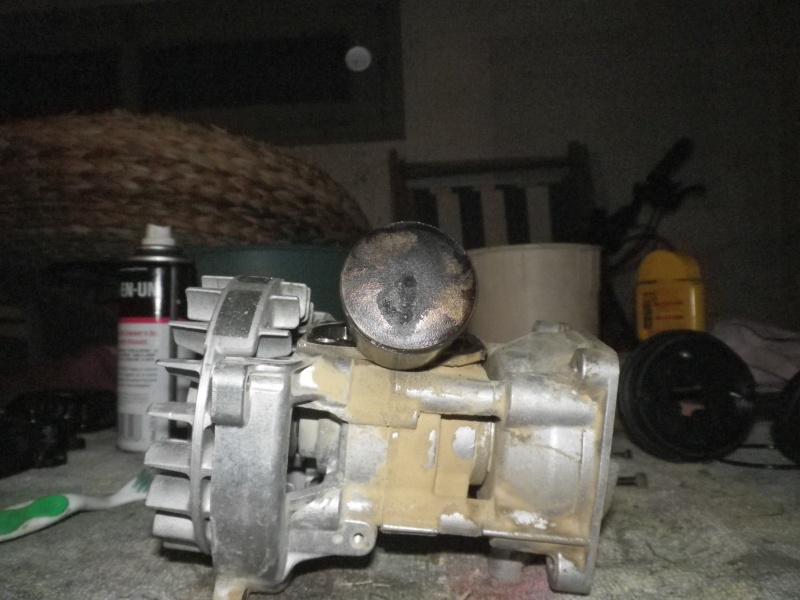 Démontage et remontage Monster et moteur par un novice Imgp4716