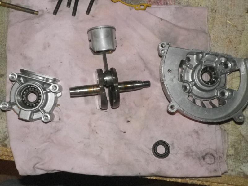 Démontage et remontage Monster et moteur par un novice Imgp4722