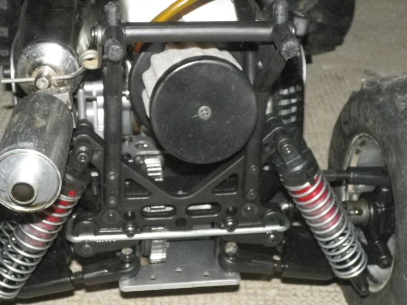 Démontage et remontage Monster et moteur par un novice Imgp4815