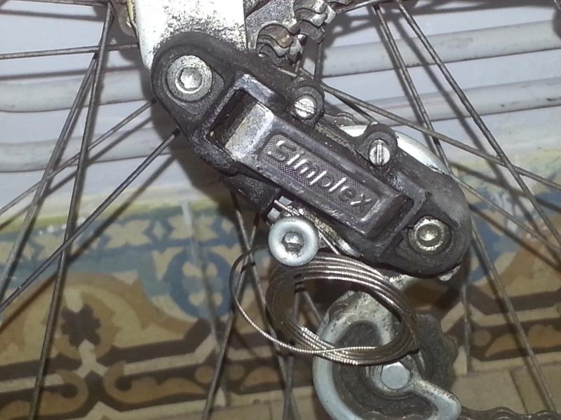 """Gitane """"Route de France"""" Derail11"""