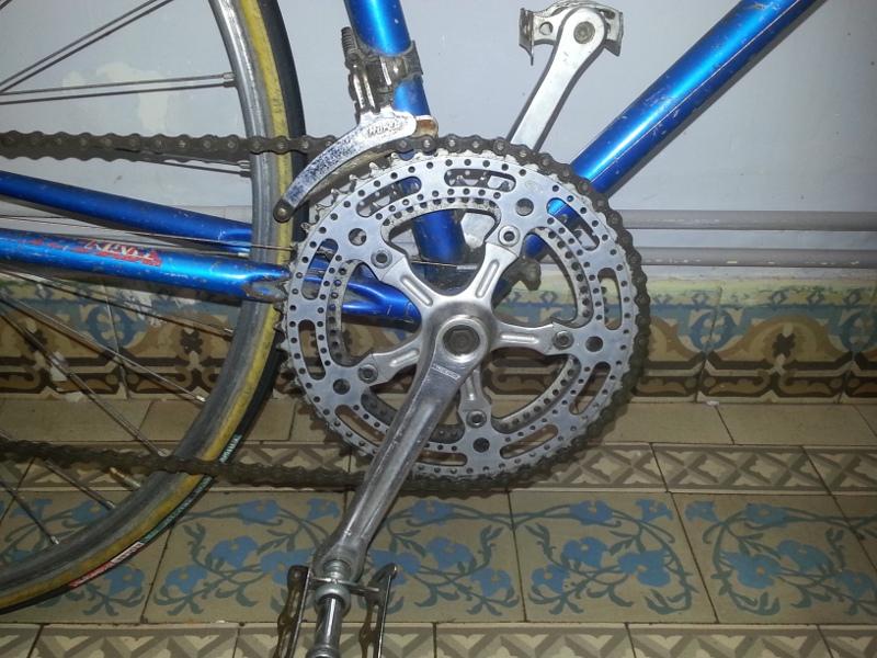 "Gitane ""Route de France"" Pedali11"