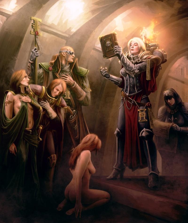 l'inquisition et son bras armé - Page 2 The_or10