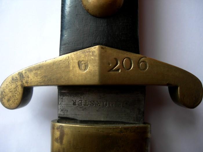 Weidmesser pour Scharfschüten suisse 410